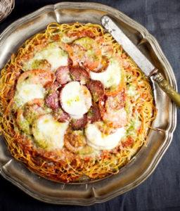 pizza spagetto