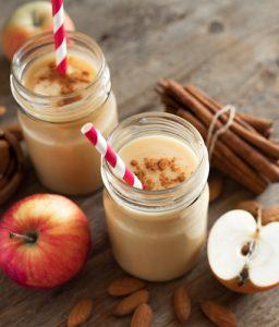 apple smoothie 1