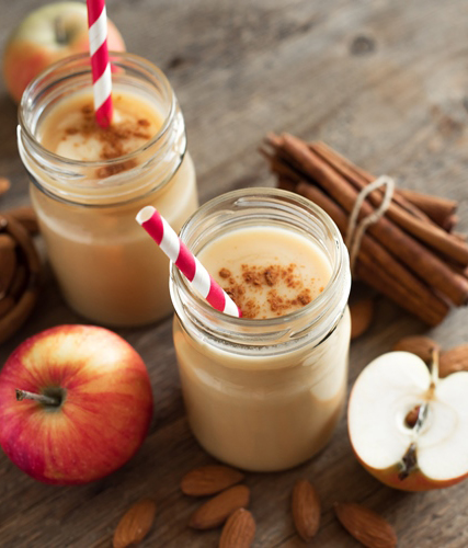 apple smoothie 1