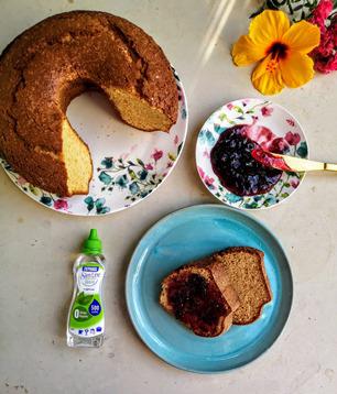 cake vanilia